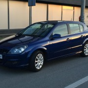 Opel Astra Cluj Rent a Car