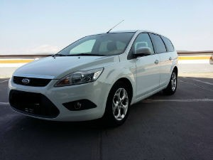 Ford Focus 2010 Rent Car Cluj