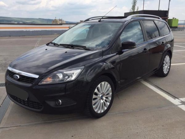 Ford Focus 2008 Rent a Car Aeroport Cluj