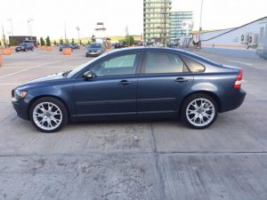Volvo S40 Rent a Car Cluj Aeroport