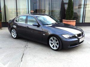 BMW 320 d automat Rent a Car Cluj ieftin