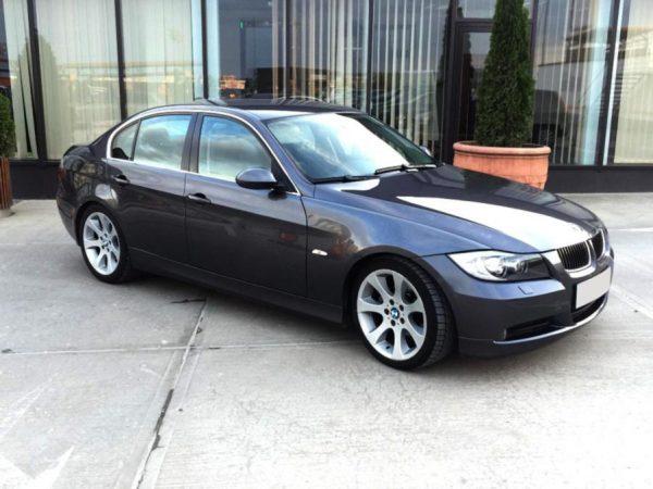 BMW-320d Rent a Car Cluj ieftin