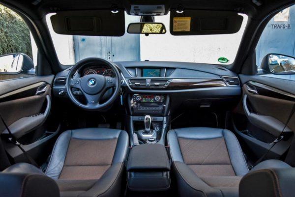 Masini de inchiriat Cluj Bmw X1 2.0d 2014 Automat ieftin
