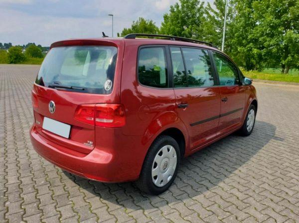 Rent a car Cluj Volkswagen Touran 7 locuri