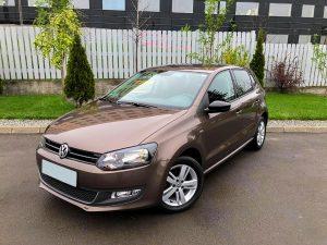 Volkswagen Polo 1.6 TDI 2014 - Masini de inchiriat Targu Mures
