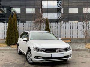 Rent a car Cluj Aeroport Volkswagen Passat Kmobi Automat