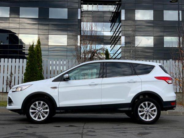 Ford Kuga 4x4 Inchirieri auto Cluj Alinis